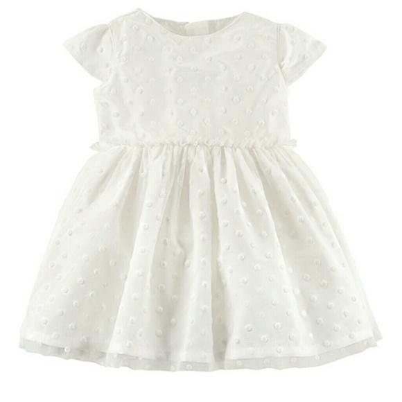 Carter's Other - Carter's formal white dress
